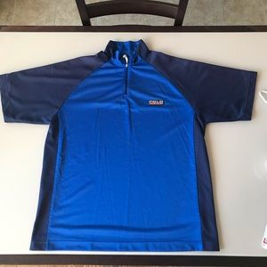 Polo Sport Wear Size Large color blue